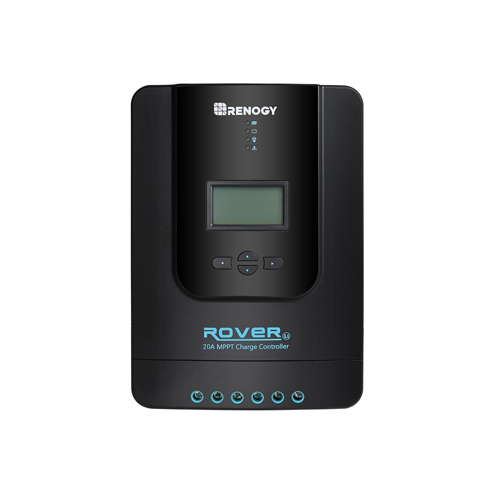 Renogy Rover Li 20 Amp MPPT Solar Charge Controller