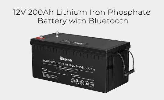 48V 50Ah Smart Lithium Iron Phosphate Battery