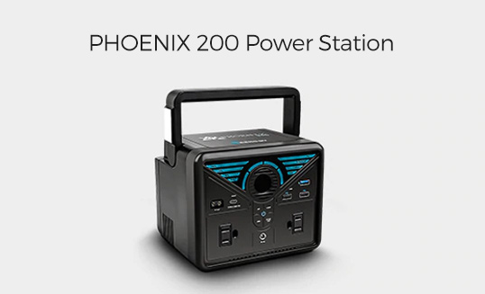 PHOENIX 200 Power Station