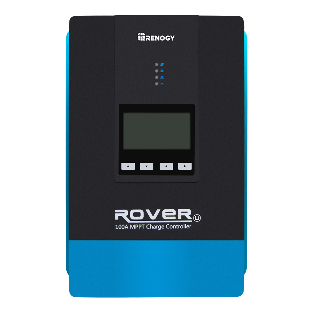 Rover 100 Amp MPPT Solar Charge Controller