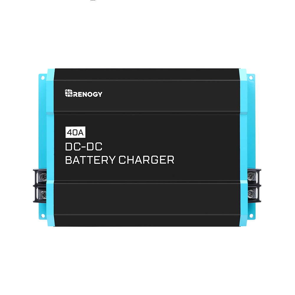 Renogy 40A DC to DC Battery Charger